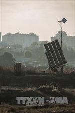 Israel, Mỹ cùng sản xuất tên lửa đánh chặn Vòm Sắt