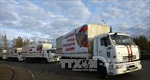 Nga đưa thêm xe viện trợ tới Đông Ukraine
