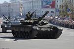 Bộ Quốc phòng Nga sẽ nhận vài trăm xe tăng T-72B3