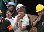 Toàn cảnh giải cứu thành công 12 công nhân trong hầm sập