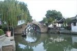 Lãng mạn, cổ xưa thị trấn cổ Tây Đường