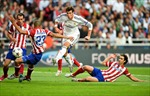 Atletico Madrid đụng độ Real Madrid ở vòng 16 đội Cúp Nhà vua