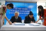 Tiếp nhận hơn 4.000 tài liệu của gia đình GS. Nguyễn Cảnh Toàn