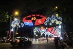 Tràn ngập không khí đón Giáng sinh tại TP. HCM