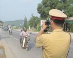 TP Hồ Chí Minh và Hà Nội có số lượt xe vi phạm tốc độ nhiều nhất