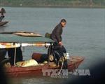 Tìm thấy xác 2 nạn nhân vụ chìm tàu trên sông Hồng