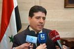 Syria lên án Israel gia nhập liên minh chống nước này