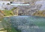 Hầm thủy điện Thượng Kon Tum ngập chìm trong nước