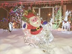Canada rực rỡ đón Giáng sinh