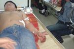 Nổ súng tại quán karaoke, 2 người bị thương