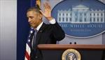 Ông Obama từ chối đến Nga dự 70 năm Chiến thắng phát-xít?
