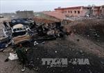 Đánh bom liều chết ở Iraq, gần 100 dân quân thương vong