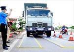 Bố trí tập trung các điểm kiểm tra trọng tải xe lưu động