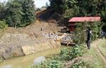 Chậm đền bù vỡ hồ chứa chất thải quặng Apatít