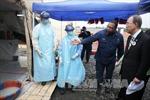 Sierra Leone đóng cửa miền bắc để chặn Ebola