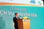 """Viettel và MB ra mắt dịch vụ Bankplus """"chuyển tiền tận nhà"""""""
