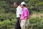 Ông Obama và Thủ tướng Malaysia tình cờ cùng đi nghỉ tại Hawaii