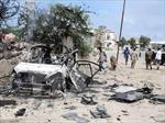Phiến quân Shebab tấn công căn cứ AU ở Mogadishu