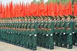 Kỷ niệm 70 năm thành lập QĐND Việt Nam tại Triều Tiên