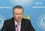 Nga lên kế hoạch tổ chức hòa đàm giữa các bên Syria