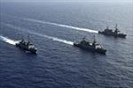Israel mua 4 tàu chiến bảo vệ mỏ khí đốt