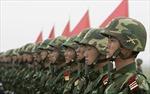 Quân đội Trung Quốc lập cơ quan chỉ huy kiểu mới