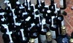Hà Nội tạm giữ hơn 200 chai rượu ngoại nhập lậu