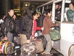 7 lao động Việt Nam tại Ảrập Xêút đã về nước