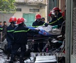 Cháy tiệm may, 6 người trong gia đình thiệt mạng