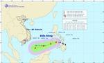 Không khí lạnh tăng cường, rủi ro thiên tai trên biển cấp 2
