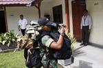 Indonesia huy động thợ lặn khẩn trương tìm kiếm nạn nhân