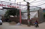 Cần xử lý sớm vi phạm ở huyện Thanh Trì