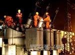 Thêm một công trình cung cấp điện cho Hà Nội