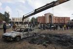 Đánh bom xe nhằm vào tòa nhà Quốc hội Libya