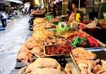 Thực phẩm dồi dào, giá không tăng