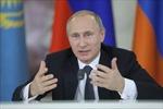 Tổng thống Nga gửi thông điệp Năm mới cho Tổng thống Mỹ