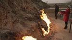 """Đến Azerbaijan xem núi """"bốc hỏa"""""""