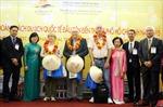Đón du khách quốc tế đầu tiên đến TP Hồ Chí Minh