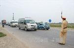 Ngày đầu năm, 20 người chết vì tai nạn giao thông