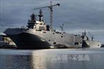Pháp đặt điều kiện chuyển giao tàu chiến Mistral cho Nga