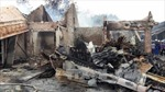 Hỗ trợ mỗi gian hàng chợ Ba Đồn bị cháy 5 triệu đồng