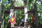 Hà Nội: Khởi đúc tượng Đức Thánh Tản tại đền Thượng