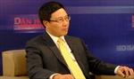 Bước tiến mới của ngoại giao Việt Nam