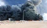 Libya thừa nhận oanh tạc tàu chở dầu Hy Lạp