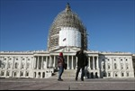 Quốc hội mới của Mỹ họp phiên đầu tiên