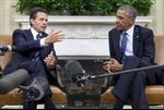 Mỹ-Mexico thúc đẩy quan hệ thương mại