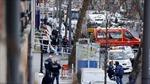 Lại nổ súng ở Paris, một cảnh sát thiệt mạng