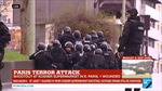 Tay súng bắn chết 2 người, bắt 6 con tin tại Paris