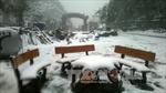 Hình ảnh tuyết phủ trắng Sa Pa