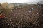 Xúc động biển người tuần hành phản đối khủng bố tại Pháp